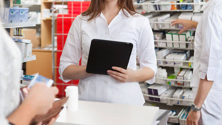 Pharmacy with Medication Management Software